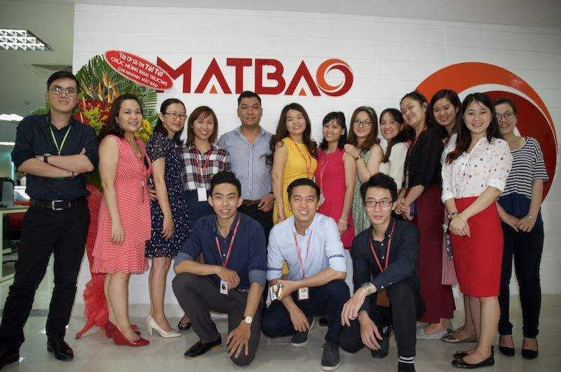 CBCNV Công ty cổ phần BPO Mắt Bão ngày khai trương